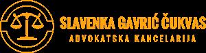 Slavenka Gavrić Čukvas - logo zlatni